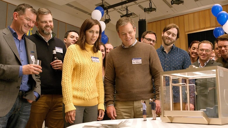 Downsizing (2017) BluRay 720p Ganool