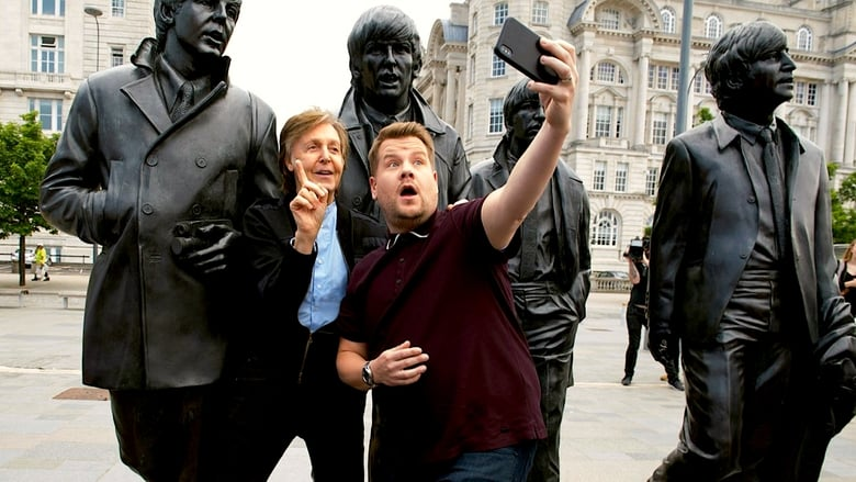 Guarda Carpool Karaoke: When Corden Met McCartney Live From Liverpool In Italiano