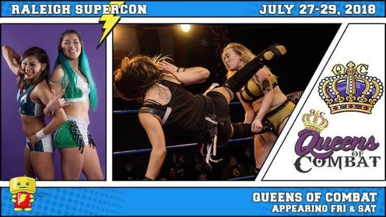 Assistir Filme Queens of Combat Invade Supercon Night 1 De Boa Qualidade