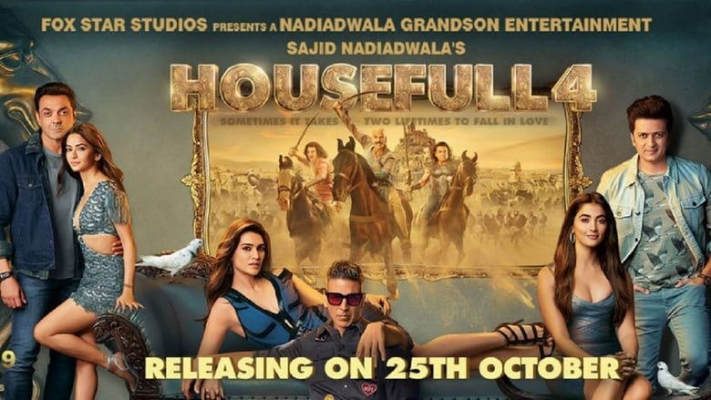 Housefull 4 2019 Movie 1080p 720p Torrent Download