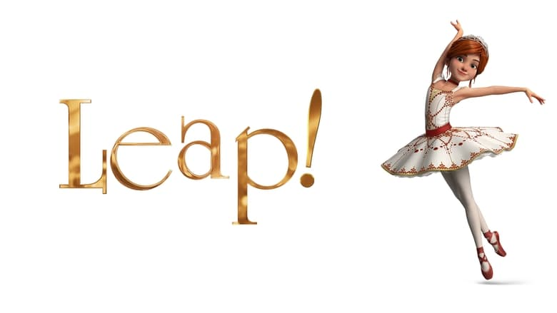 Leap! (2016) English Full Movie Watch Online