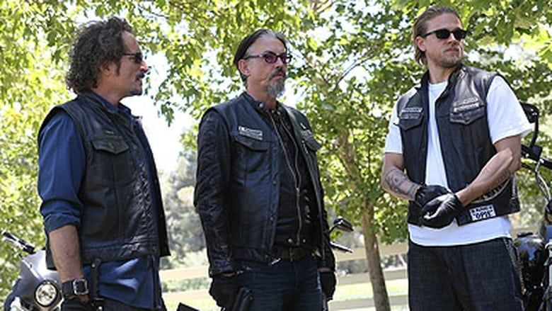 Anarchijos vaikai / Sons of Anarchy (2013) 6 Sezonas