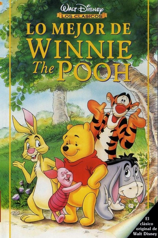 Lo Mejor de Winnie The Pooh Película Completa DVD [MEGA] [LATINO] 1977