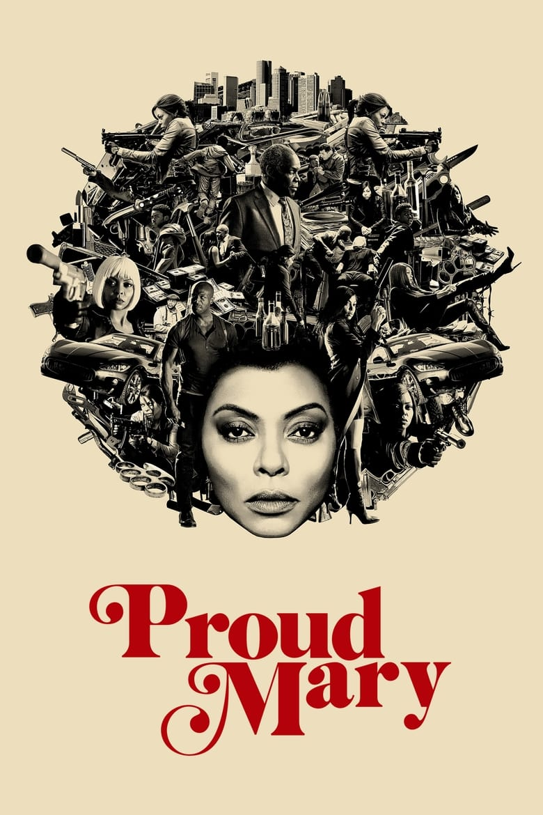 Proud Mary (2018) Thriller