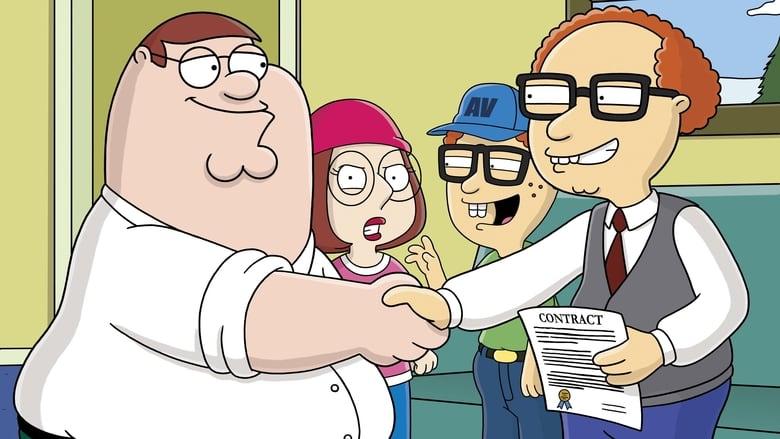 Family Guy Season 4 Episode 8