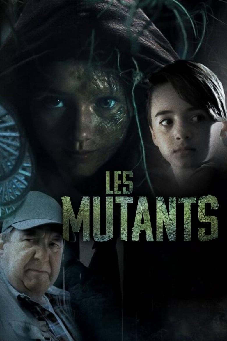 Poster for Serial Les Mutants