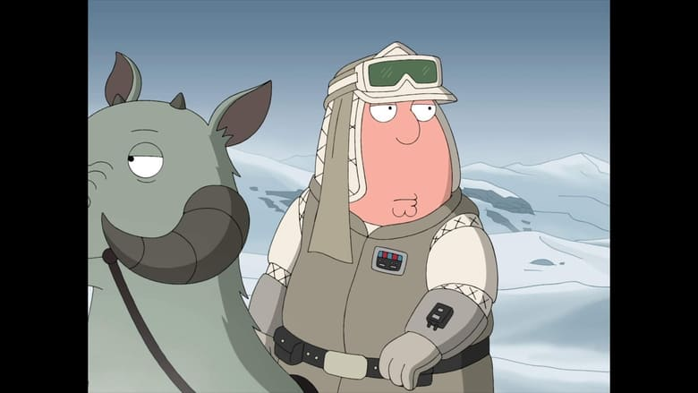 "Šeimos Bičas: kažkas kažkas kažkas tamsaus / ""Family Guy"" Something, Something, Something, Dark Side (2009)"