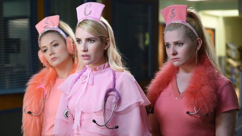 Siaubo karalienės / Scream Queens (2016) 2 Sezonas