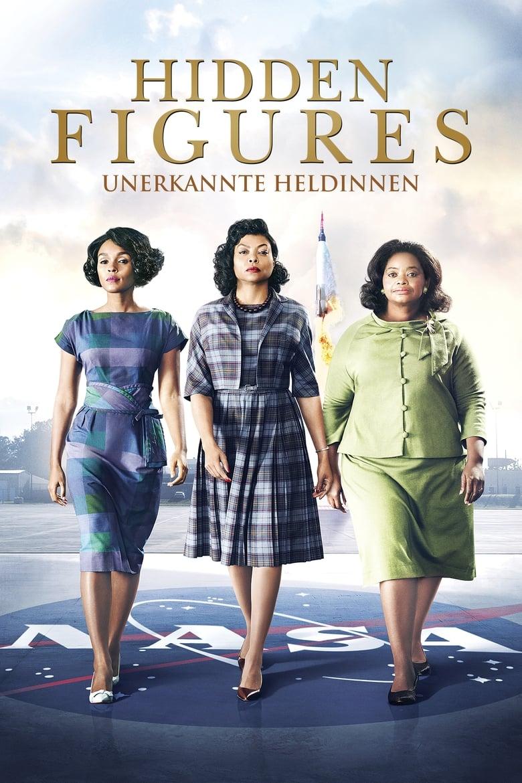 Hidden Figures - Unerkannte Heldinnen - Drama / 2017 / ab 0 Jahre