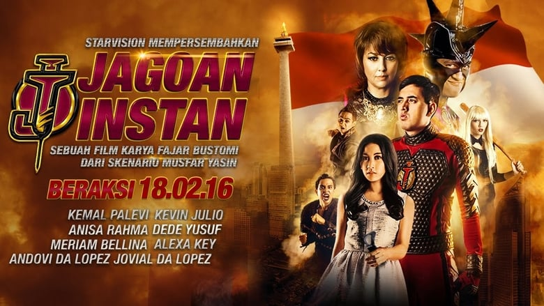 Watch Jagoan Instan Putlocker Movies