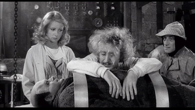 кадр из фильма Молодой Франкенштейн