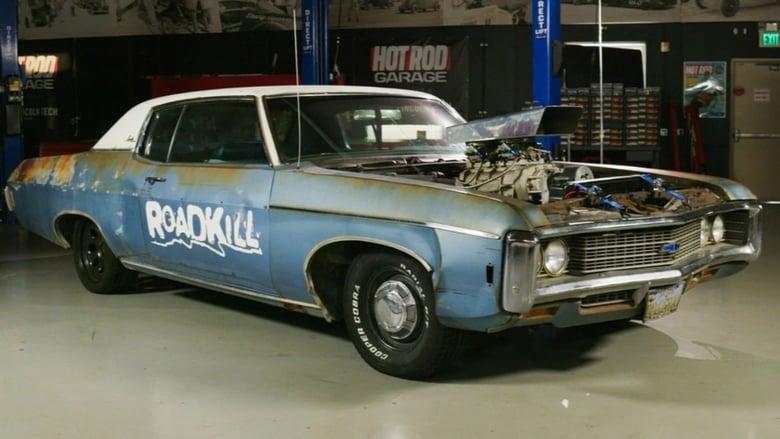 Roadkill Garage Season 2 Episode 11 | Crusher Impala: More Tire