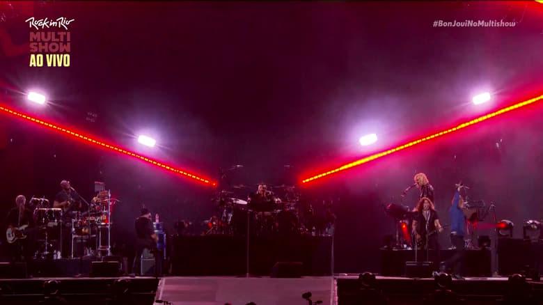 Film Bon Jovi: Rock in Rio 2017 Jó Minőségű Hd 1080p