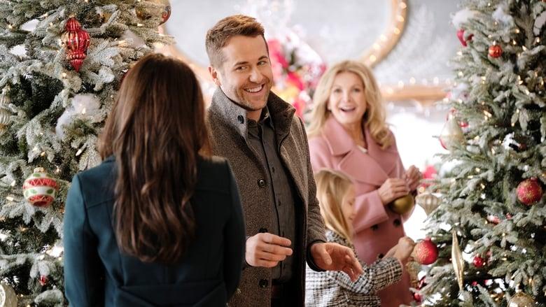 кадр из фильма Рождество в Долливуде