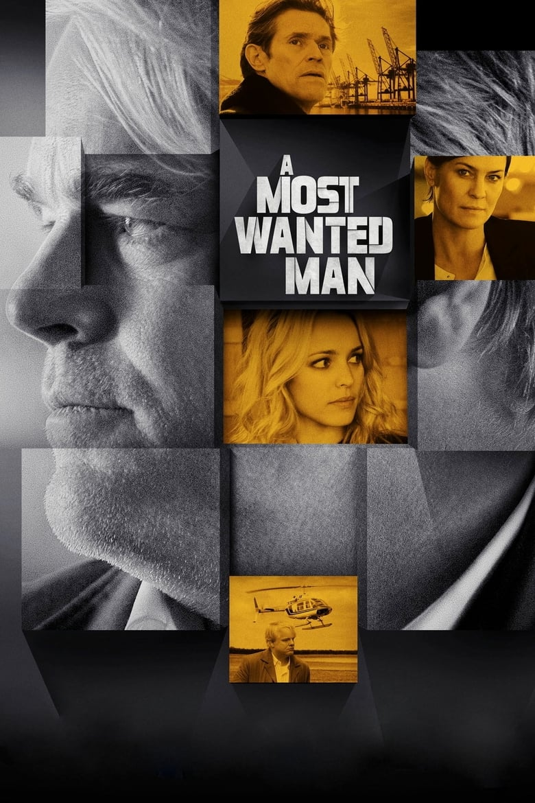 A Most Wanted Man - Thriller / 2014 / ab 12 Jahre