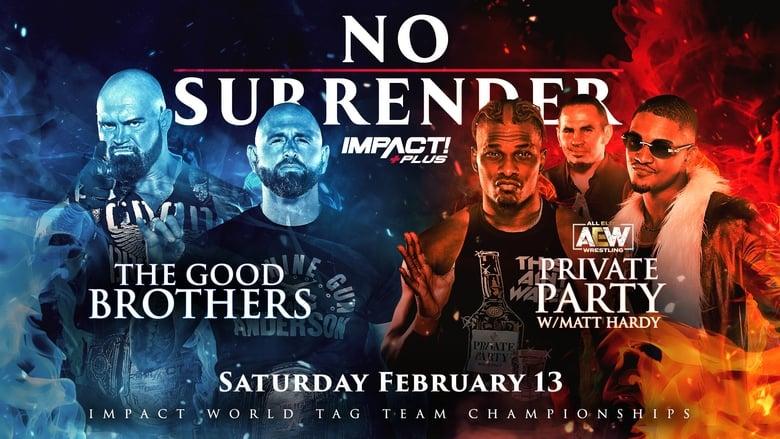 مشاهدة فيلم Impact Wrestling's No Surrender 2021 مترجم أون لاين بجودة عالية