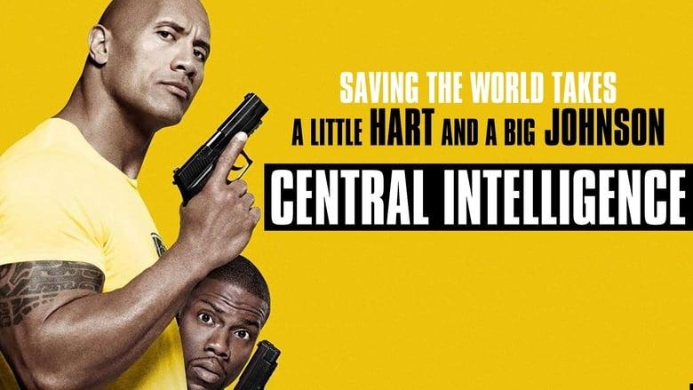 Central Intelligence Stream English