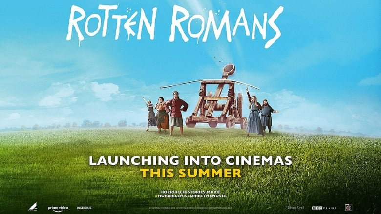 Watch Horrible Histories: The Movie - Rotten Romans Full Movie Online Free