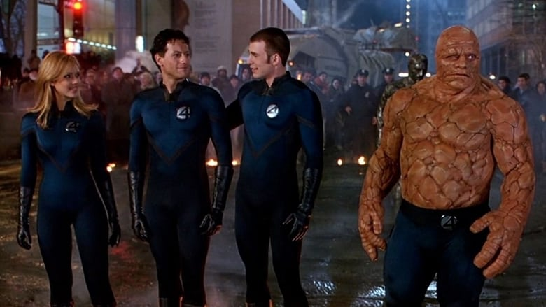 Fantastic Four Streaming