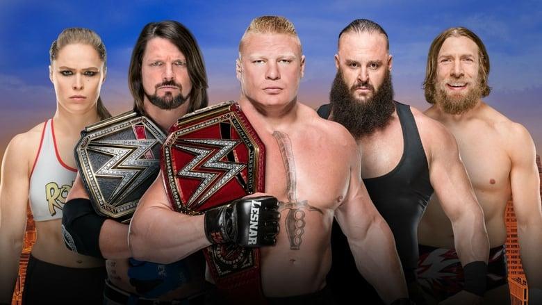WWE+SummerSlam+2018