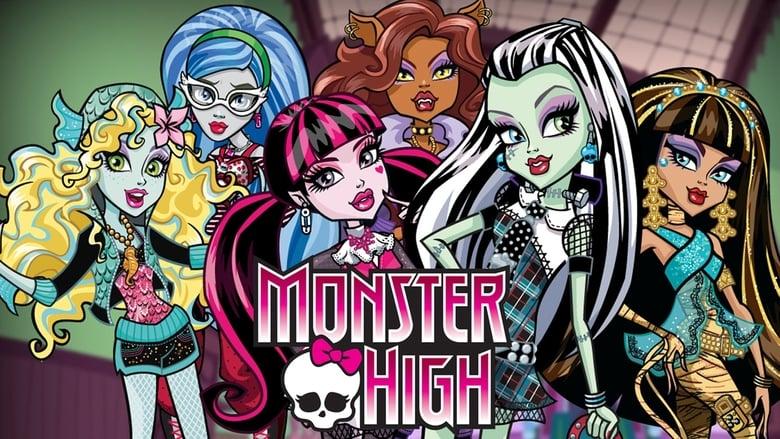 مشاهدة مسلسل Monster High مترجم أون لاين بجودة عالية