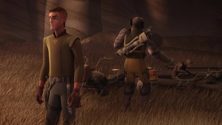 Star Wars : Rebels Saison 4 Episode 10