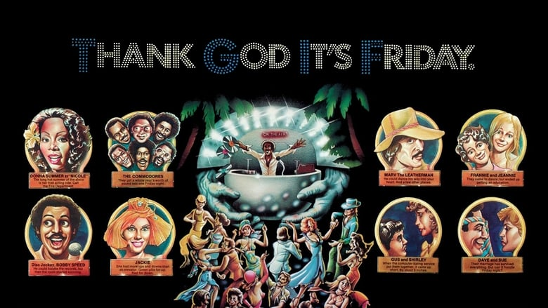 Thank God It's Friday (1978)