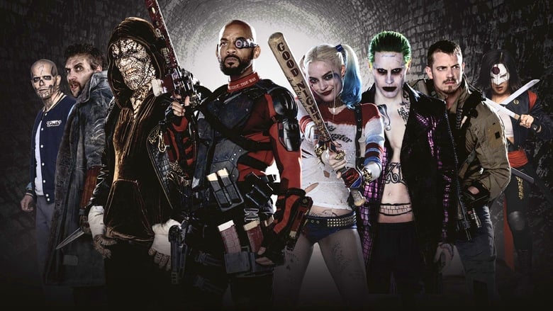 Suicide Squad (2016) English | x265 10bit HEVC Bluray | 1080p | 720p