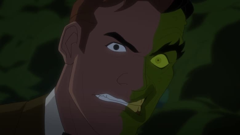 Batman Vs. Dos Caras | Batman vs. Two-Face