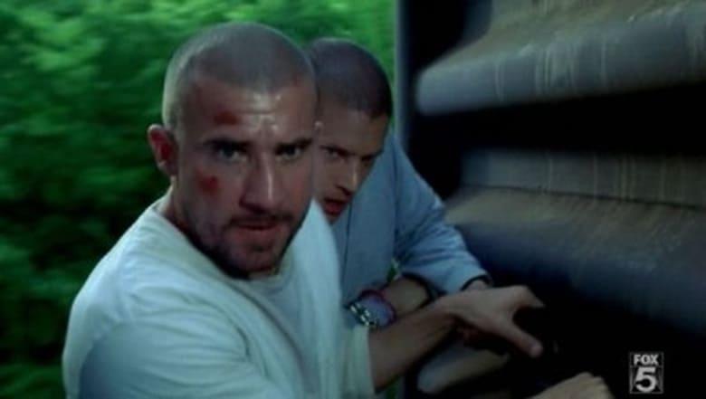 Prison Break: Em Busca Da Verdade: 2×1