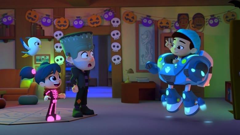 StarBeam: Al rescate de Halloween (2020) HD 1080p Latino