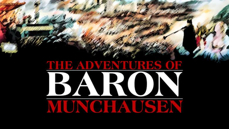 Le+avventure+del+Barone+di+Munchausen