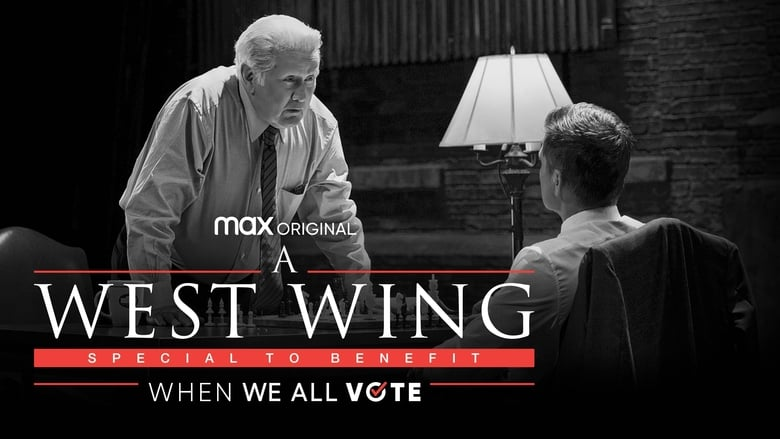 Watch A West Wing Special to Benefit When We All Vote free