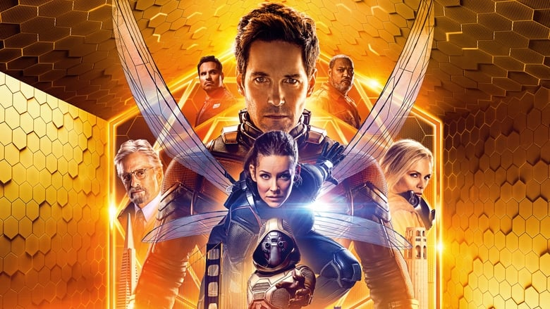 Ant-Man and the Wasp (2018) BluRay 720p 900MB Ganool