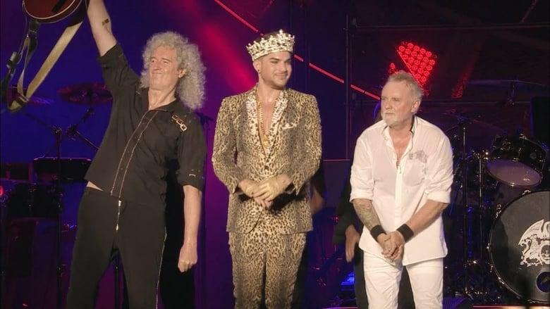 Watch Queen + Adam Lambert: Live in Japan free