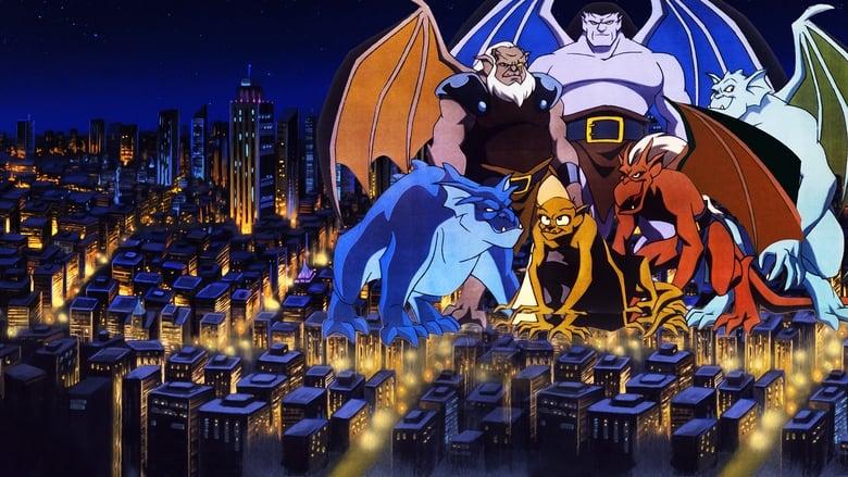 Gargoyles+-+Il+risveglio+degli+eroi