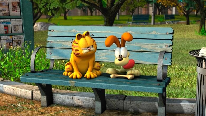 Garfield+a+zampa+libera