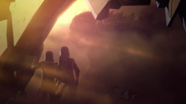 Ver cartel pelicula Godzilla: El planeta de los monstruos online
