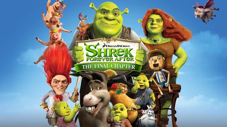 Shrek Forever After (2010) Dual Audio [Hindi + English] | x264 Bluray | 1080p | 720p | 480p