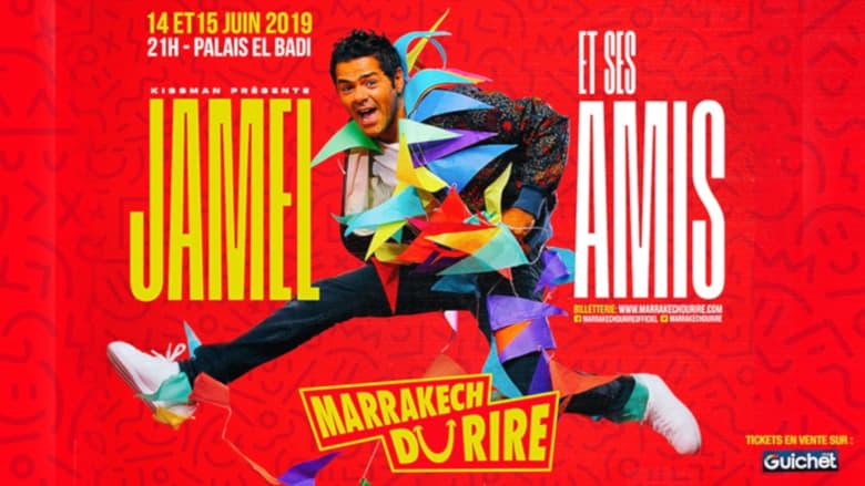 Film Jamel et ses amis au Marrakech du Rire Teljesen Ingyenes