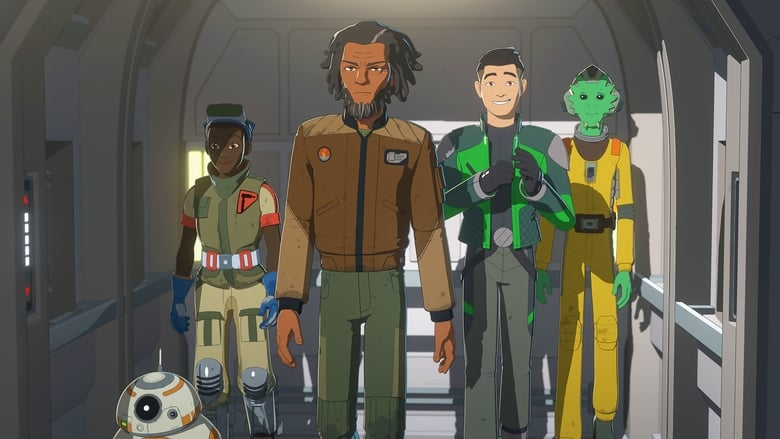 Star Wars Resistance: 1×8