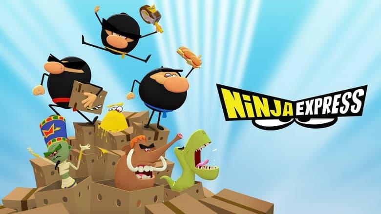 مشاهدة مسلسل Ninja Express مترجم أون لاين بجودة عالية