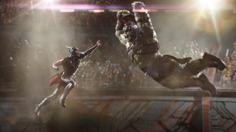 кадр из фильма Тор: Рагнарёк