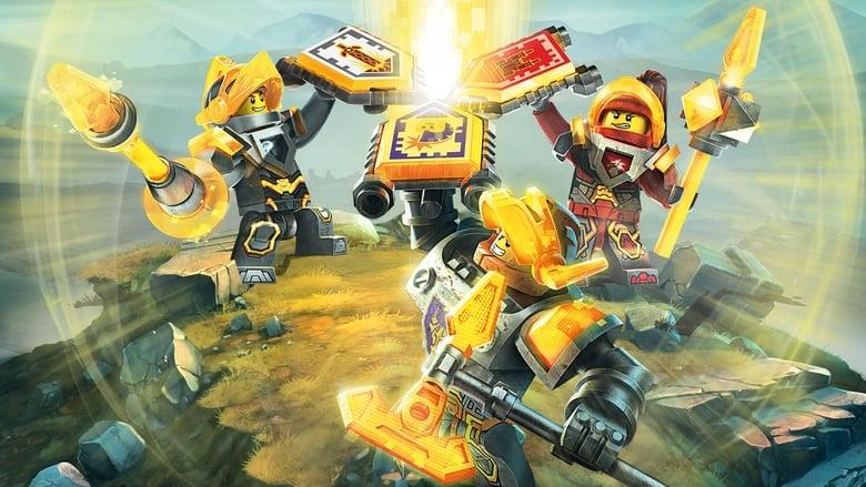 مشاهدة مسلسل LEGO Nexo Knights مترجم أون لاين بجودة عالية
