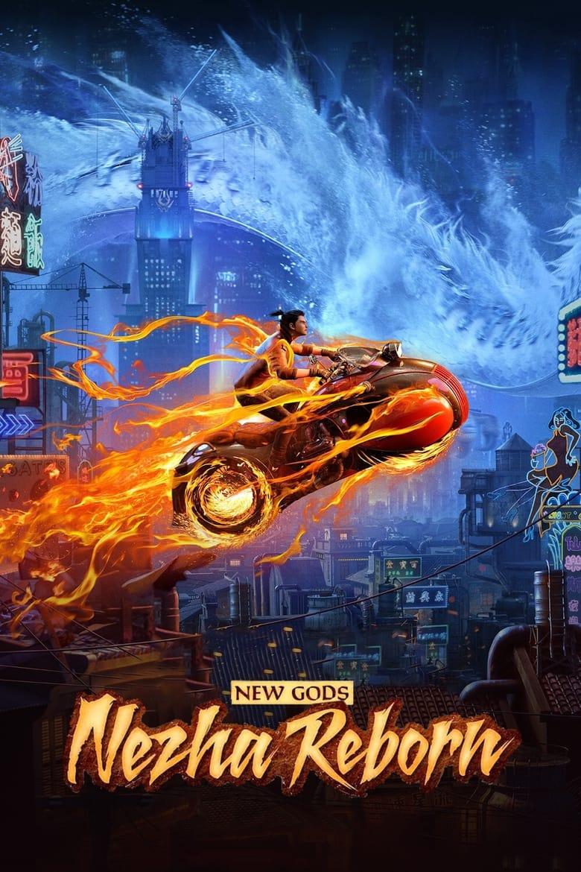 (Regarder!) New Gods: Nezha Reborn Streaming VF (2021!Film ...