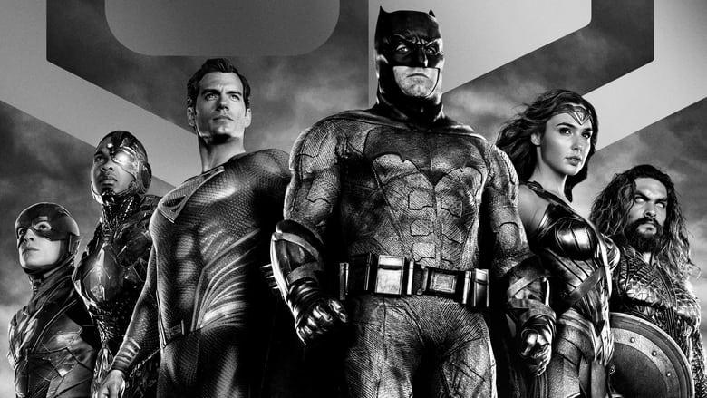 Imagens do Liga da Justiça de Zack Snyder Dublado Dublado Online
