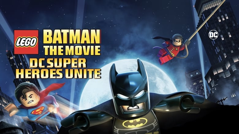 LEGO+Batman%3A+Il+film+-+I+supereroi+DC+riuniti
