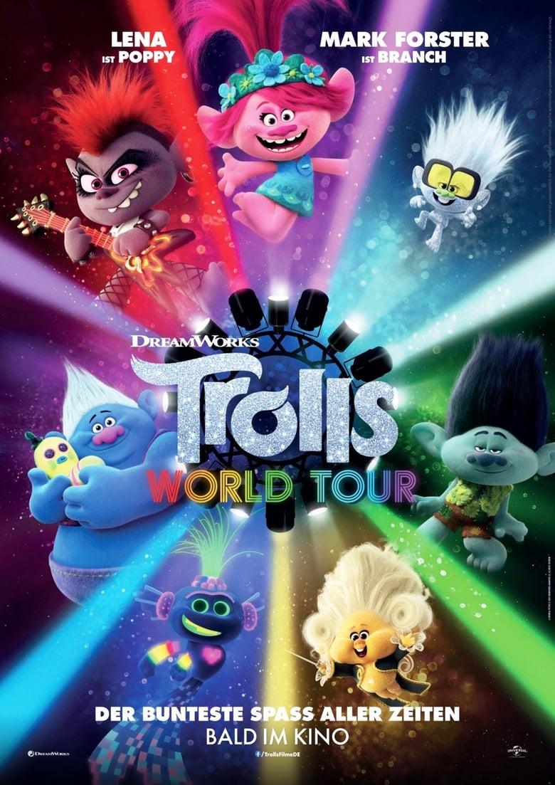 Trolls World Tour - Familie / 2020 / ab 0 Jahre