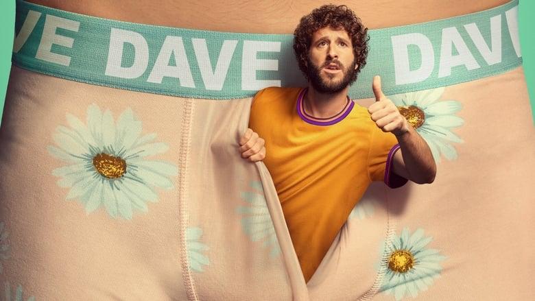 DAVE banner backdrop