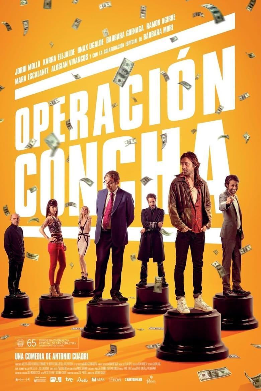 Operación concha (2017) D.D.